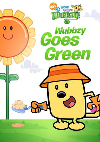 Wubbzy Goes Green DVD Movie