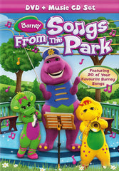 Barney - Songs From the Park (DVD + Music CD)