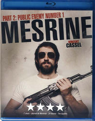 Mesrine - Part 2 (Public Enemy Number 1) (Blu-ray)