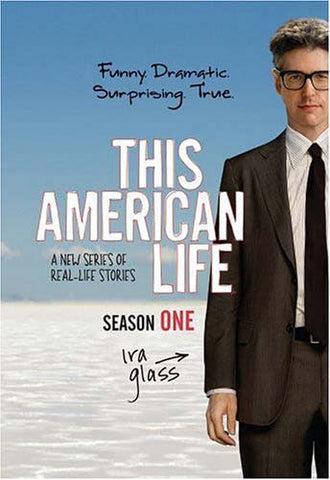 This American Life - Season One (1) DVD Movie