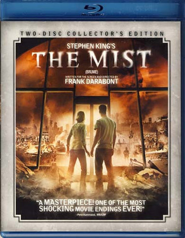 The Mist (Two-Disc Collector s Edition) (Bilingual) (Blu-ray) BLU-RAY Movie