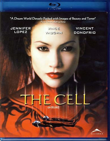 The Cell (Bilingual) (Blu-ray) BLU-RAY Movie