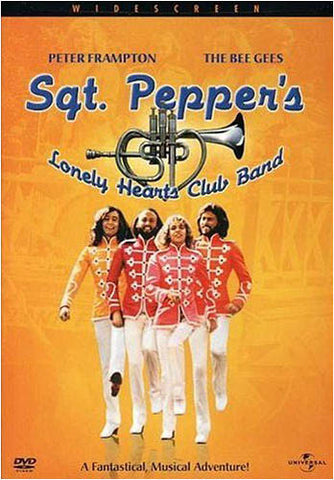 Sgt. Pepper's Lonely Hearts Club Band (Widescreen) DVD Movie