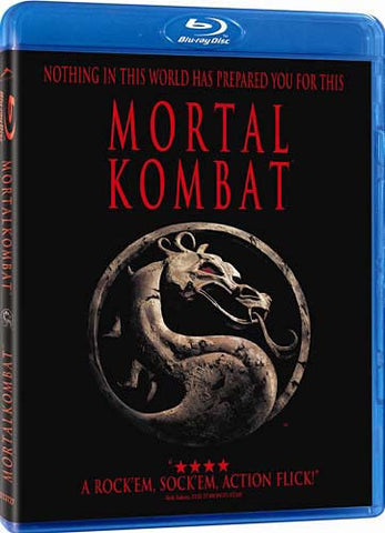 Mortal Kombat (Bilingual) (Blu-ray) BLU-RAY Movie