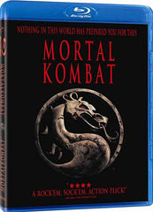 Mortal Kombat (Bilingual) (Blu-ray)