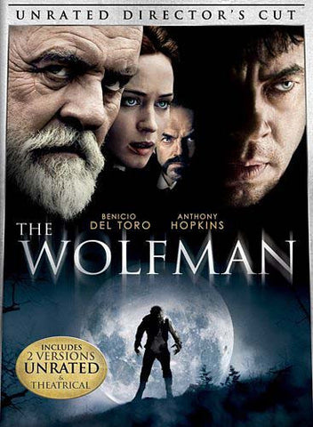 The Wolfman (Unrated Director's Cut) (Bilingual) DVD Movie