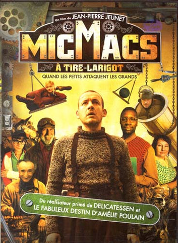 Micmacs - A Tire-Lagirot DVD Movie