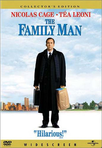 The Family Man (Collector's Edition) DVD Movie