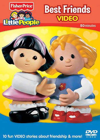 Fisher Price - Little People - Best Friends DVD Movie
