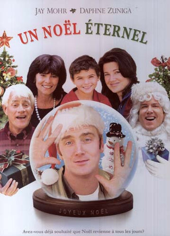 Un Noel Eternel DVD Movie
