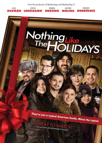 Nothing Like The Holidays DVD Movie