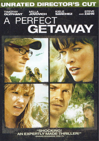 A Perfect Getaway (Unrated Director s Cut) DVD Movie