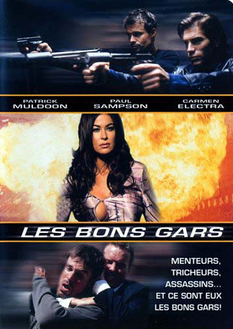 Les Bons Gars (French Only) DVD Movie