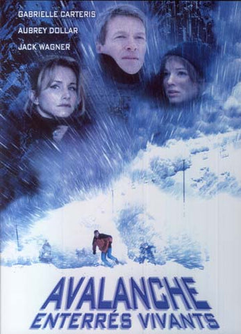 Avalanche Enterres Vivants DVD Movie