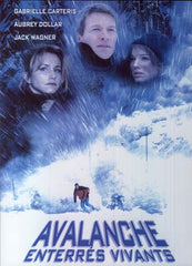 Avalanche Enterres Vivants