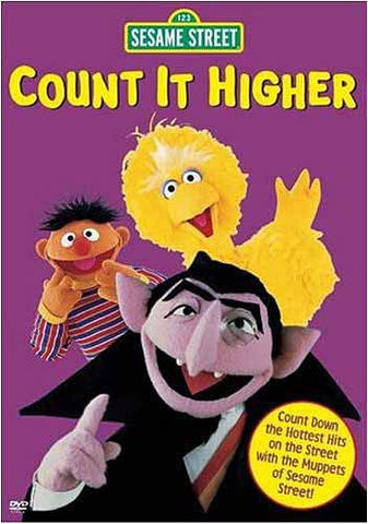 Count It Higher - (Sesame Street) DVD Movie