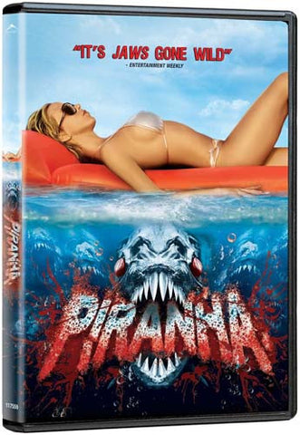 Piranha (Bilingual) DVD Movie