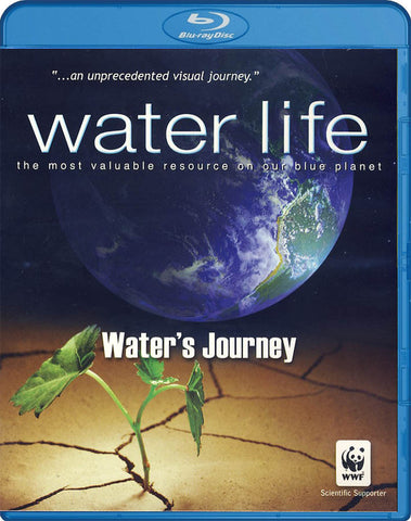Water Life - Water's Journey (Blu-ray) BLU-RAY Movie