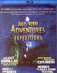 Jules Verne - Adventures - Expiditions (Blu-ray) (Boxset)
