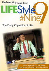 Lifestyle #9 (Nine) - Winning By Moving (Vol. 4)