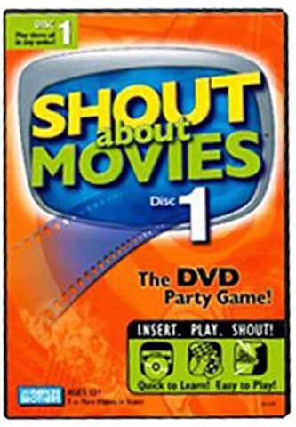 Shout About Movies (Disc 1) DVD Movie