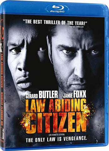 Law Abiding Citizen (Blu-ray) BLU-RAY Movie