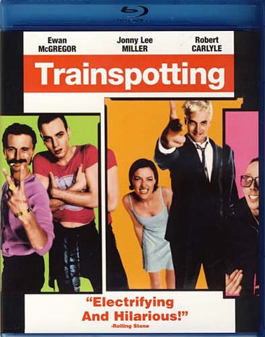 Trainspotting (Bilingual) (Blu-ray) BLU-RAY Movie