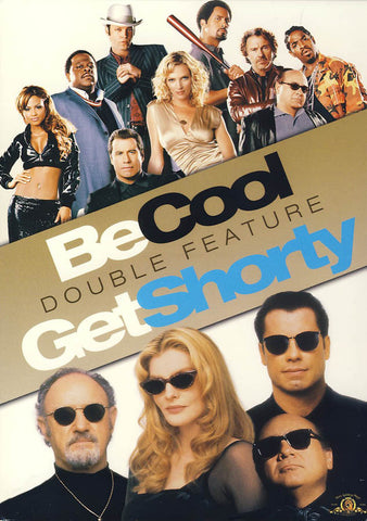 Get Shorty / Be Cool (Double Feature) DVD Movie