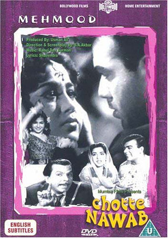 Chotte Nawab (Original Hindi Movie) DVD Movie