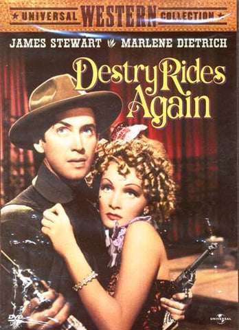Destry Rides Again DVD Movie