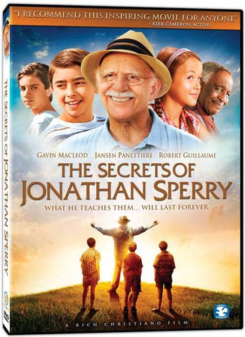 The Secrets of Jonathan Sperry DVD Movie