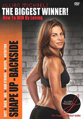 The Biggest Winner - How to Win by Losing - Shape Up-Backside (Jillian Michaels)