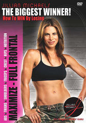 The Biggest Winner - How to Win by Losing - Maximize - Full Frontal (Jillian Michaels)
