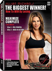 The Biggest Winner - How to Win by Losing - Maximize Complete (Jillian Michaels) (Boxset)