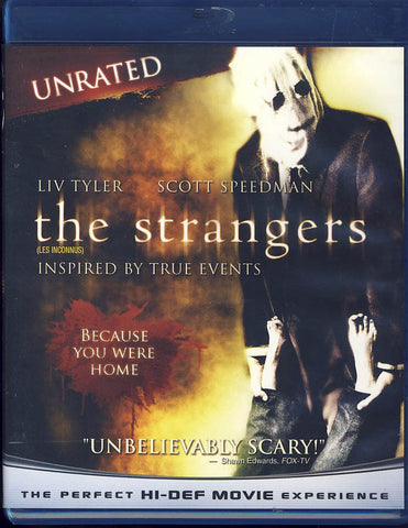The Strangers (Bilingual) (Unrated) (Blu-ray) BLU-RAY Movie