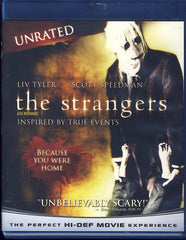 The Strangers (Bilingual) (Unrated) (Blu-ray)