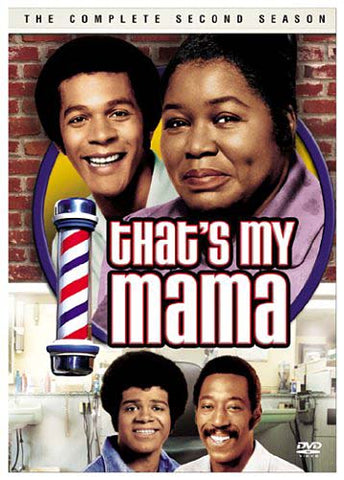 That's My Mama - The Complete Second Season (2nd) (Boxset) DVD Movie