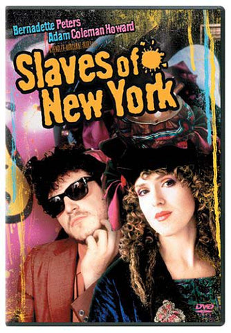 Slaves of New York DVD Movie