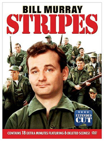 Stripes (Extended Cut) DVD Movie