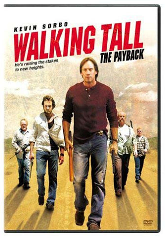Walking Tall - The Payback DVD Movie