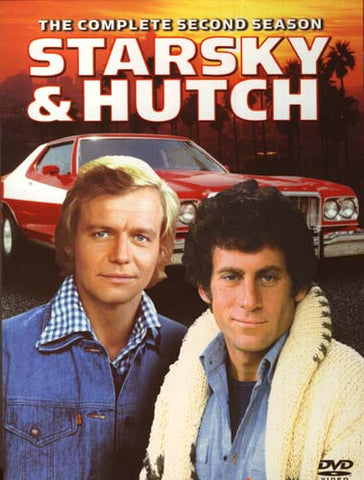 Starsky And Hutch - The Complete Second Season (2) (Boxset) DVD Movie