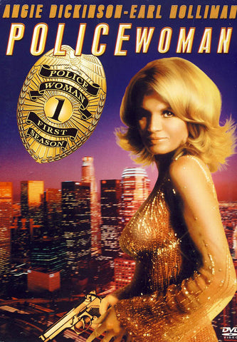 Police Woman - The Complete First Season (1) (Boxset) DVD Movie