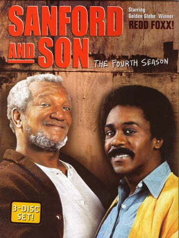 Sanford and Son - The Fourth Season (4) (Boxset) DVD Movie