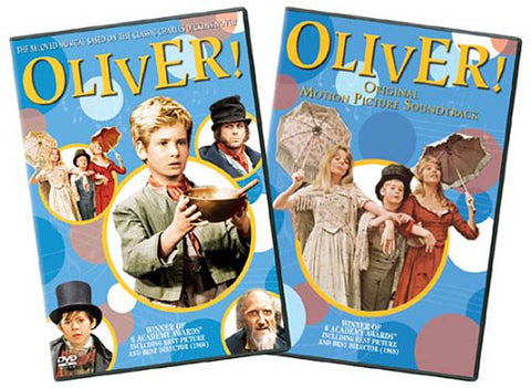 Oliver! (With CD Soundtrack) (2-Pack) (Boxset) DVD Movie