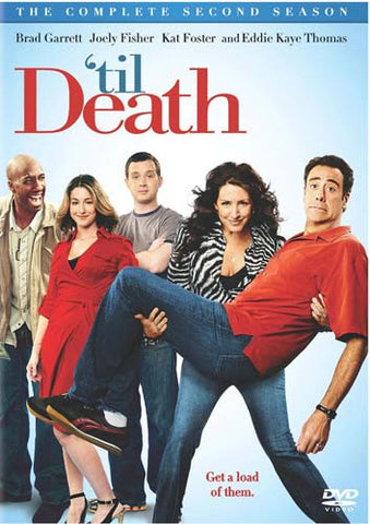 Til Death - The Complete Second Season (2nd) (Boxset) DVD Movie