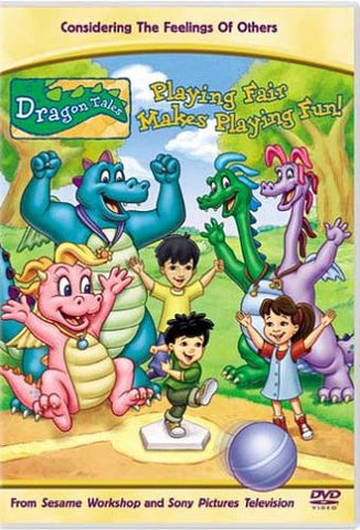Dragon Tales - Playing Fair Makes Playing Fun DVD Movie