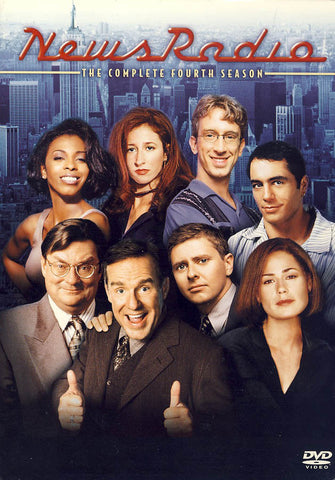 Newsradio - The Complete Fourth Season (4th) (Boxset) DVD Movie