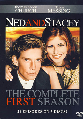 Ned and Stacey - The Complete First Season (1st) (Boxset) DVD Movie