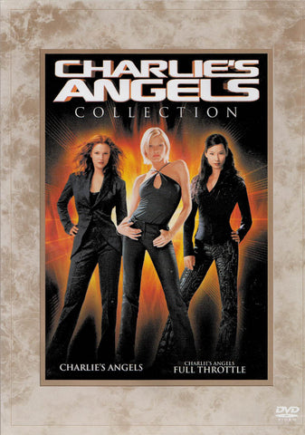 Charlie's Angels Collection (Charlie's Angels / Charlie's Angels Full Throttle) DVD Movie