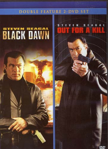 Black Dawn / Out for a Kill (Double Feature) DVD Movie
